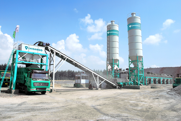 CEMENT TREATED BASE PLANT
